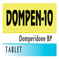 DOMPEN-10 Domperidone BP Tablet- 10 mg.